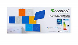 Nanoleaf Canvas Light / Light Panels Rhythm Edition Smarter Kit (9 Panels included)