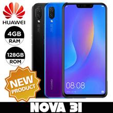 Huawei Nova 3i 4GB   128GB (Black/Purple) 2 Year Huawei Singapore Warranty