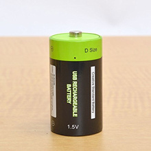 [iroiro] No battery charger! USB rechargeable battery Sanko Rare mono shop (set of 2 AA type)