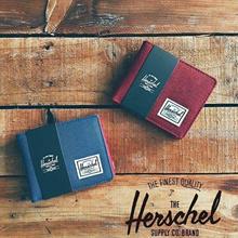 AUTHENTIC Herschel hank/Roy WALLET