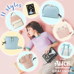 Disney Alice in Wonderland Handbags/Shoulder Bags/Backpacks/Canvas/Women/Bags
