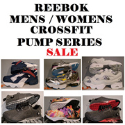 c9b61ff69654f3 REEBOK PUMP CROSSFIT CARDIO TRAINERS FOOTWEAR SHOES FIT FITNESS RUNNING GYM  SNEAKERS MENS WOMENS