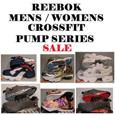 REEBOK PUMP CROSSFIT CARDIO TRAINERS FOOTWEAR SHOES FIT FITNESS RUNNING GYM  SNEAKERS MENS WOMENS 707801343
