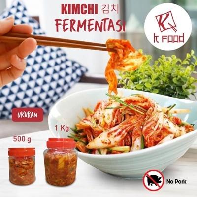 kimchi fermentasi 1KG