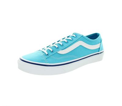 9ab71ca5cd2b64 Vans VANS Old Skool Style 36 Slim Skate Shoes SkyBlue Colorful NEW US Mens  Sz 04