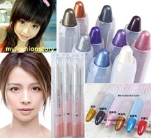 Fast Delivery TAIWAN 女人我最大 Pearl White Eye shadow/ Eye liner/ Eye Shimmer/ Lip