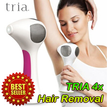 ★+FREE GIFT!★TRIA BEAUTY TRIA Plus 4X Laser Hair Removal Remover Grainer Epilator