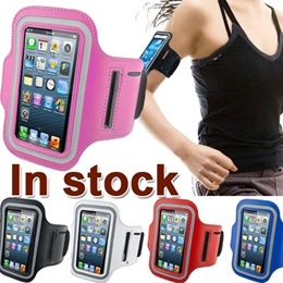 S6 Edge Zenfone2 iPhone6 6s LG G4  Waterproof Sports Running Armband Case Workout Armband Holder Pounch For  Note4 Note5 S5/S4/S3/Note3/Note2 Redmi Note Sony Z2 Z3 Cell Mobile Phone Arm Bag Band GYM