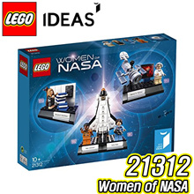 LEGO Ideas Women of Nasa 21312 Building Kit