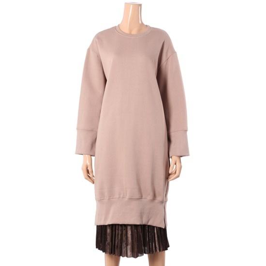 フォーカスルーズフィット起毛綿ワンピースFW7J7OP0331 面ワンピース/ 韓国ファッション