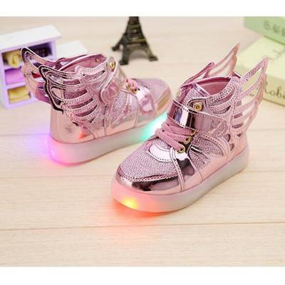 894c32630de Ninas Kids Sneakers Led Lights Tenis Infantil Children Shoes 2016 Spring  Autumn Boys Girls Leisure S