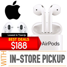 [Brand NEW] Apple Airpods / Local Set with 1 year warranty/ Bluetooth Earphones