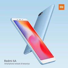 Xiaomi Redmi 6A 2/16 - Official TAM Warranty