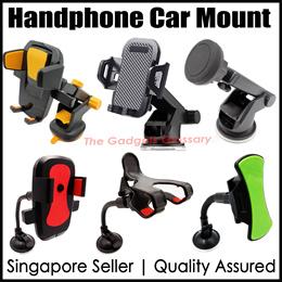 Car Phone Holder★Handphone Windscreen Mount★Magnetic Magnet★Mobile Accessories★SG Seller