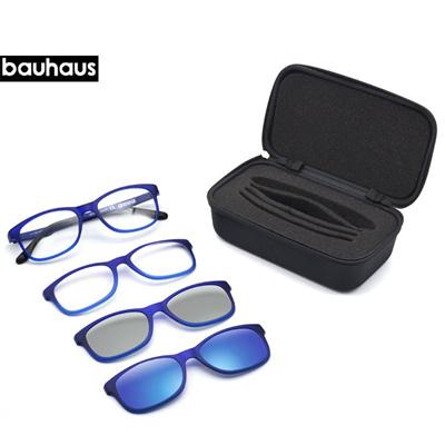 Qoo10 - bauhaus Italy ULTEM Light Magnet Clip Sunglasses Polarized ...