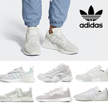 [ADIDAS] 7Type WHITE SHOES LIMITED EDITION.