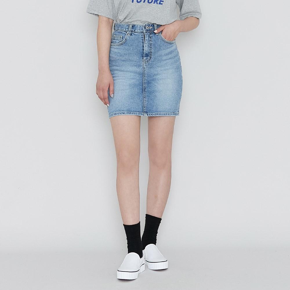 [ROCOSIX官方旗艦店] 牛仔裙