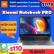 Original Xiaomi Mi Notebook PRO 15.6inch Laptop Intel Core i7-8550U NVIDIA GeForce® MX150 16GB+256GB