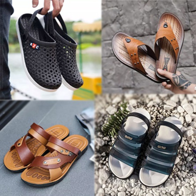 b7a1cca06 mens sandals slippers Unisex Fashion Net Shoes☆Couple shoes☆Casual Shoes☆Flats  shoes