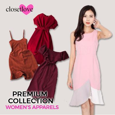857fc73ea55b0 Qoo10 - Women s Clothing Items on sale   (Q·Ranking):Singapore No 1  shopping site