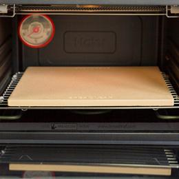 30cmX30cm thick baking stone special-small/long version (cordierite) ECC FDA certification
