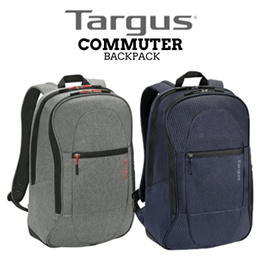 TARGUS Commuter Backpack / 15.6inch / Wear and Water Resistant