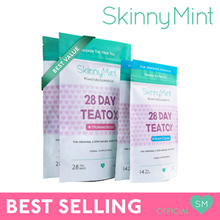 [SkinnyMint Official] Besties Value Teatox (2x28Day)