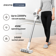 【SG STOCK READY】Newest Xiaomi Dreame V10 Handheld Wireless Vacuum Cleaner