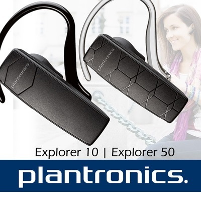 ORIGINAL Plantronics Explorer 10/Explorer 50 /Explorer 80 Bluetooth Headset