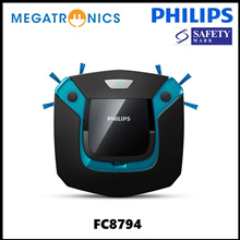 PHILIPS Philips SmartPro Easy Robot vacuum cleaner with Wet Mopping FC8794/01 (2 years warranty)