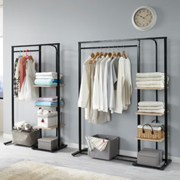 Simple Modern Clothes Rack