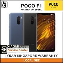 Xiaomi Pocophone F1 - 6GB + 64GB/128GB | Xiaomi SG Warranty | Local Warranty