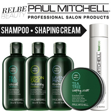 PAUL MITCHELL Shampoos and Shaping Cream
