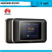 Huawei E5787  4G LTE Mifi 300Mbps Direct Sim Card Portable Hotspot Router TOUCH SCREEN !