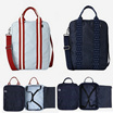 Ready Stock ✿ Waterproof Large Capacity ✿ Hand Carry Luggage / Shoulder Boarding Bag【FREE STRAP *2 designs】