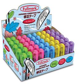 Fullmark Model B Correction Tape Gift Box 50pack - 5mm X 6m each