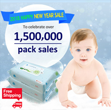 ◆80th RESTOCK◆Jeju Wet Wipes/ NO.1 Wet Wipes in SG/Manufactured on FEB.08.2018