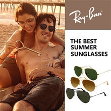 【100% Authentic★Qxpress】Ray Unisex Sunglasses UV protection Polarized Disgner Glasses Optical Frame