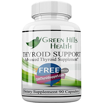 Clinical Strength Thyroid Supplements Boost Energy Weight Loss Improve Focus Vegan Friendly High P