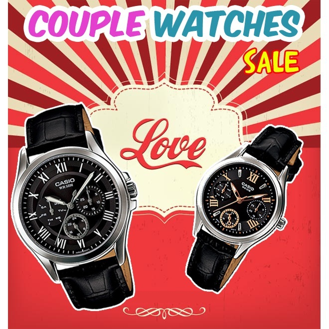 348c414e85d Quick View Window OpenWishAdd to Cart. rate 5.  ♥♥Casio Couple Pair Watch♥♥   ...