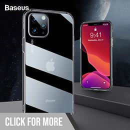 Baseus iPhone 11 / 11 Pro XS MAX / XR / X Phone Case Tempered Glass Screen Protector Casing Cover