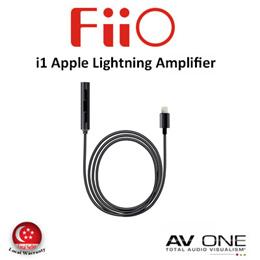 [FiiO] i1 Apple Lightning Amplifier / Black Color