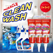 ★Miracle Mildew Gel 1+1+1★Washer Cleaning★Kitchenware Cleaner★99%removal detergent dishsoap laundry