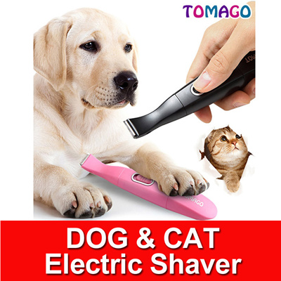 Dog Cat Electric Shaver❤Toes/Paw Pads Professional Pet Trimmer❤Cordless/ Portable
