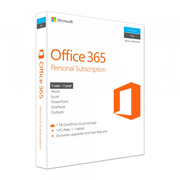 Microsoft Office 365 Personal Subscription MS-QQ2-00570