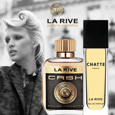 Parfum original La Rive for Man or Woman Deals for only Rp99.000 instead of Rp247.500