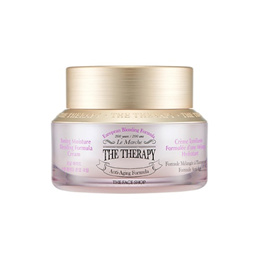 [THE FACE SHOP] The Therapy Toning Moisture Blending Formula Cream - 50ml