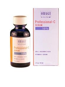 Obagi System Professional-C 10% Vitamin C Serum 1-Ounce Bottle (30ml)