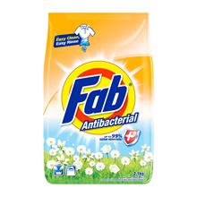[[Bundle of 2 ]] Fab Detergent 2.1/2.3kg