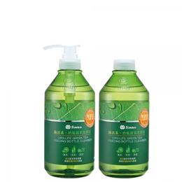 【小獅王辛巴】綠活系奶瓶蔬果洗潔液組合包(800ml+800ml)《大樹健康購物網》